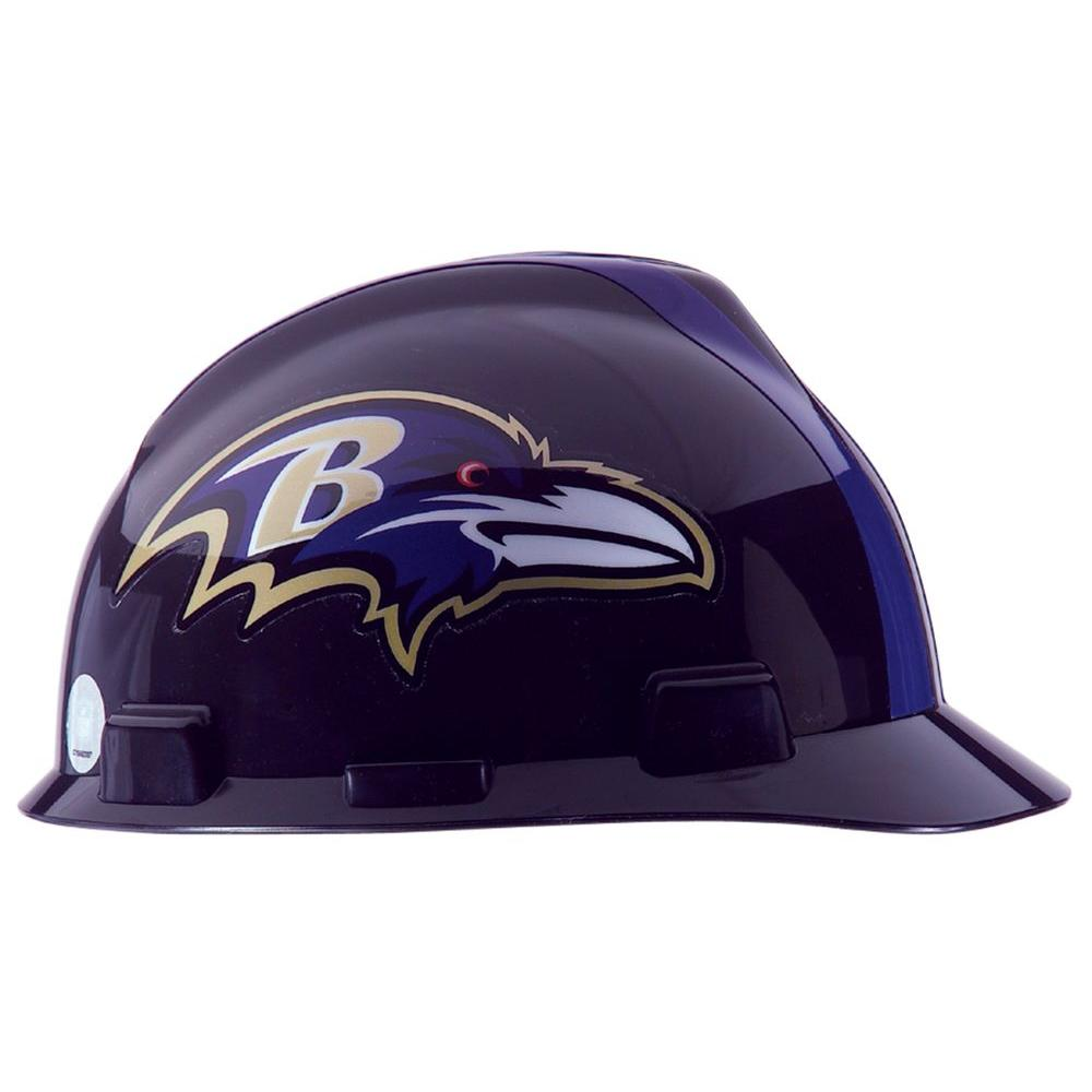 null Baltimore Ravens NFL Hard Hat