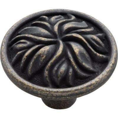 Mayfair 1-3/8 in. Windover Antique Cabinet Knob