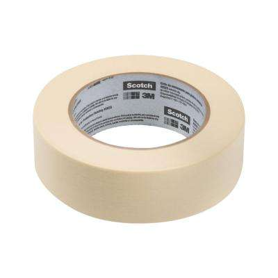 Scotch 1.41 in. x 60.1 yds. General Purpose Masking Tape (4-Pack)