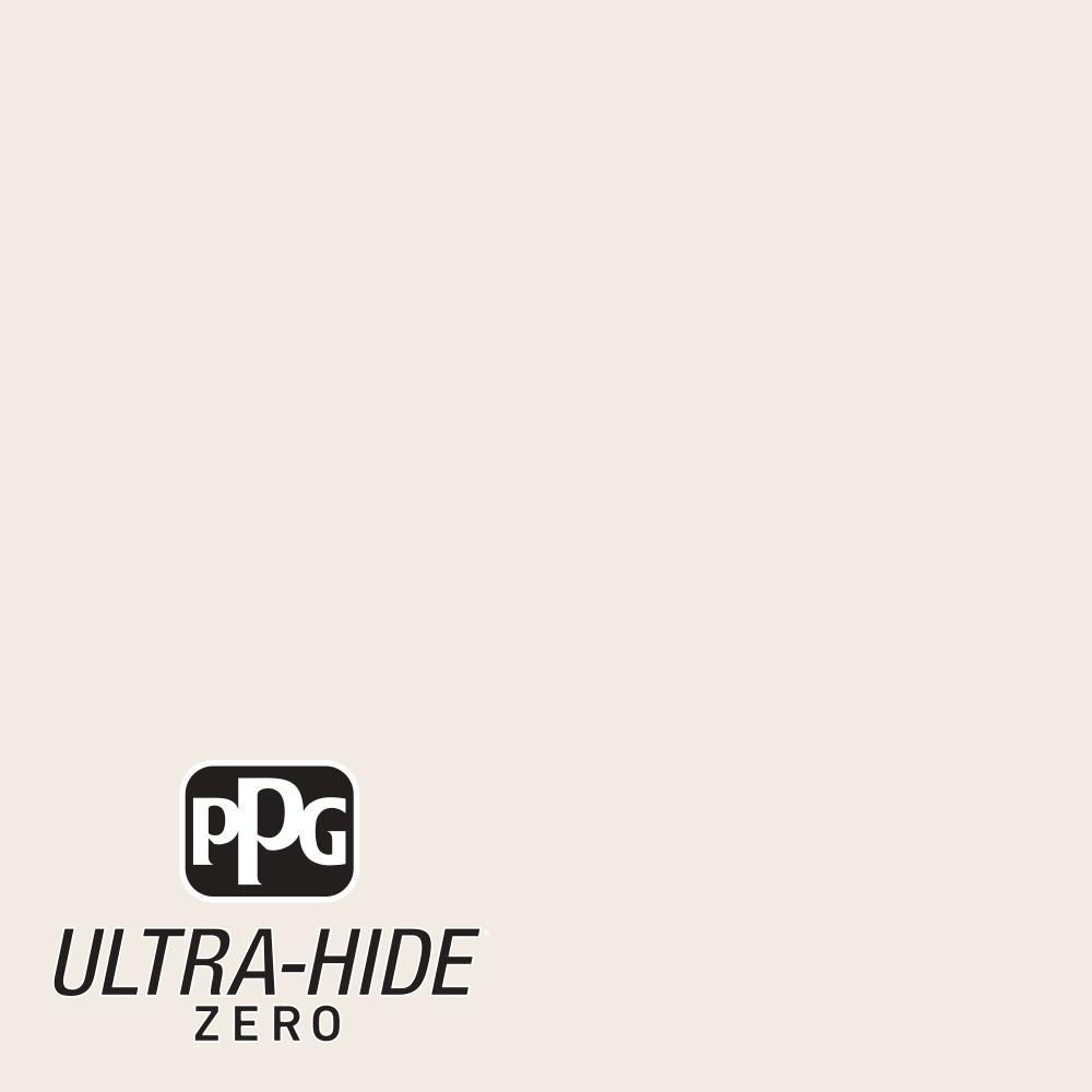PPG 5 gal. #HDPWN03 Ultra-Hide Zero Antique White Semi-Gloss Interior Paint