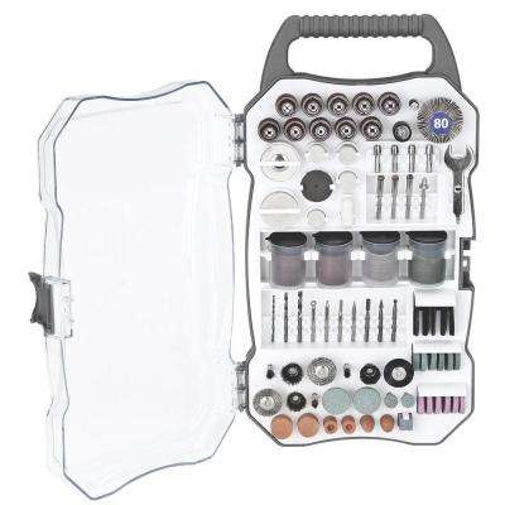 Rotary Tool Accessory Set (208-Piece)