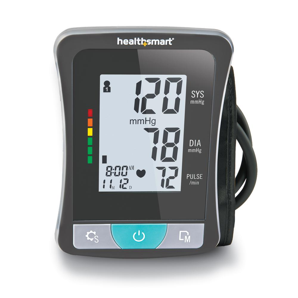 Select Series Digital Upper Arm Blood Pressure Monitor in Black