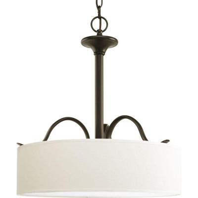 Inspire 3-Light Antique Bronze Pendant