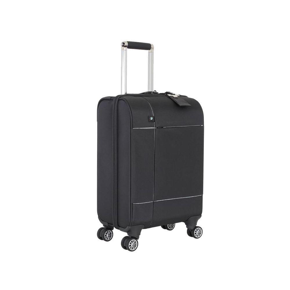 20 in. Graphite Split Case Spinner Suitcase