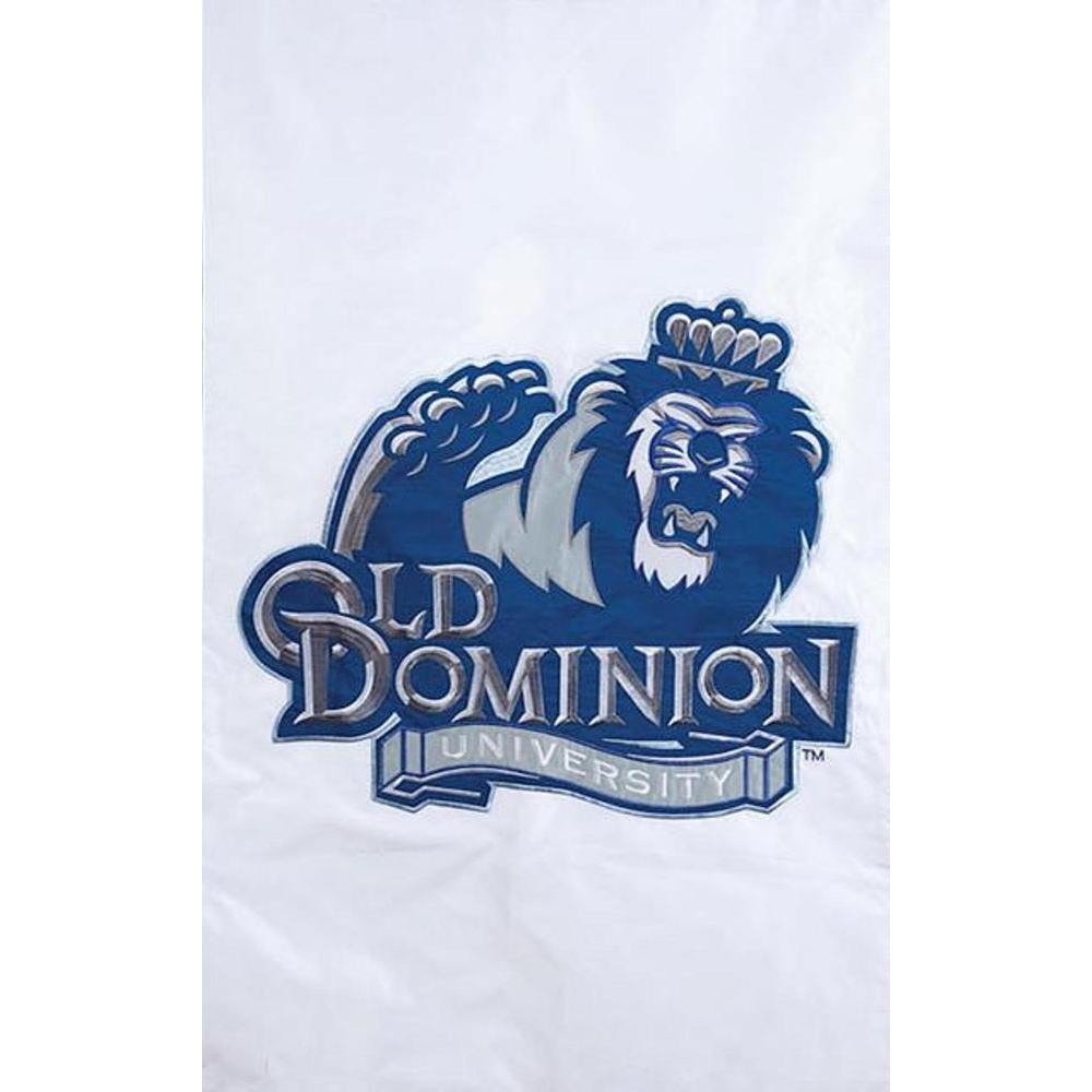 NCAA 12-1/2 in. x 18 in. Old Dominion 2-Sided Garden Flag