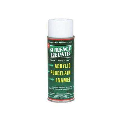 12 oz. Surface Repair Refinishing Spray Paint Appliance in White