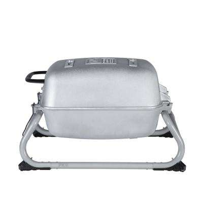 PK Grills Original PKGO Grill and Smoker in Silver