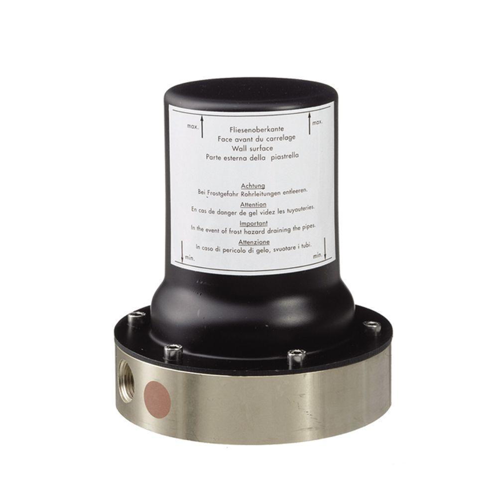 1/2 in. x 6-1/4 in. Freestanding Tub Filler Rough-In in Brass