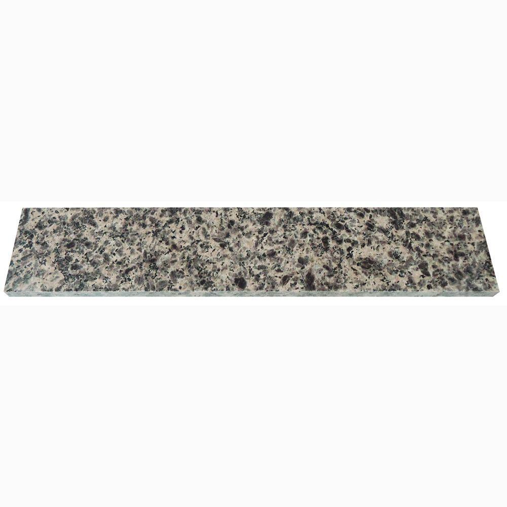 21 in. Granite Sidesplash in Sircolo