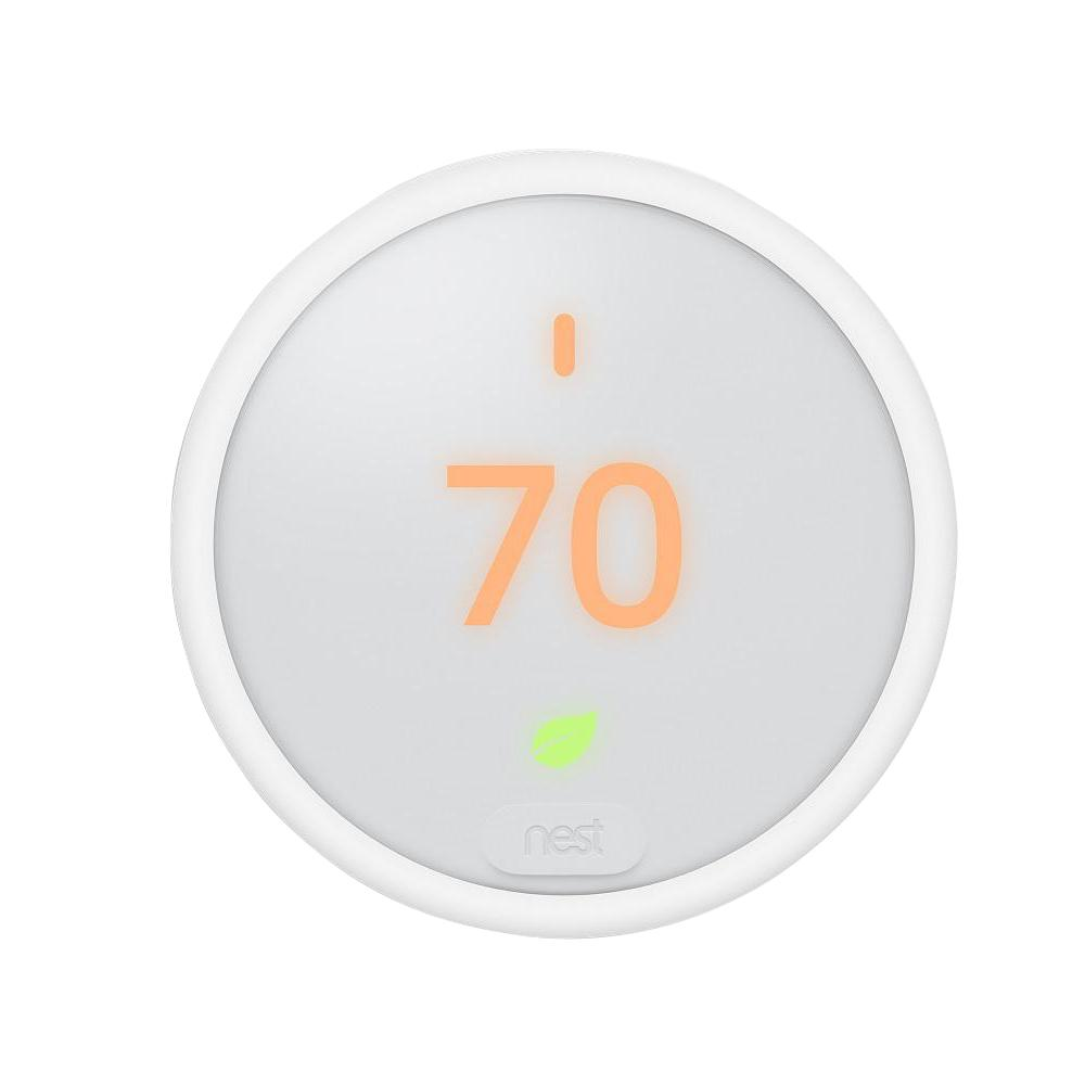 Google Google Nest Thermostat E, White