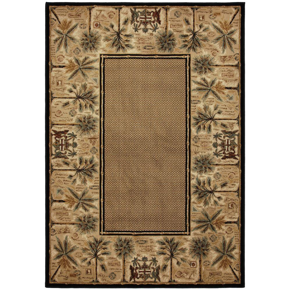 Mohawk Home Courtyard Palms 8 ft. x 11 ft. Area Rug