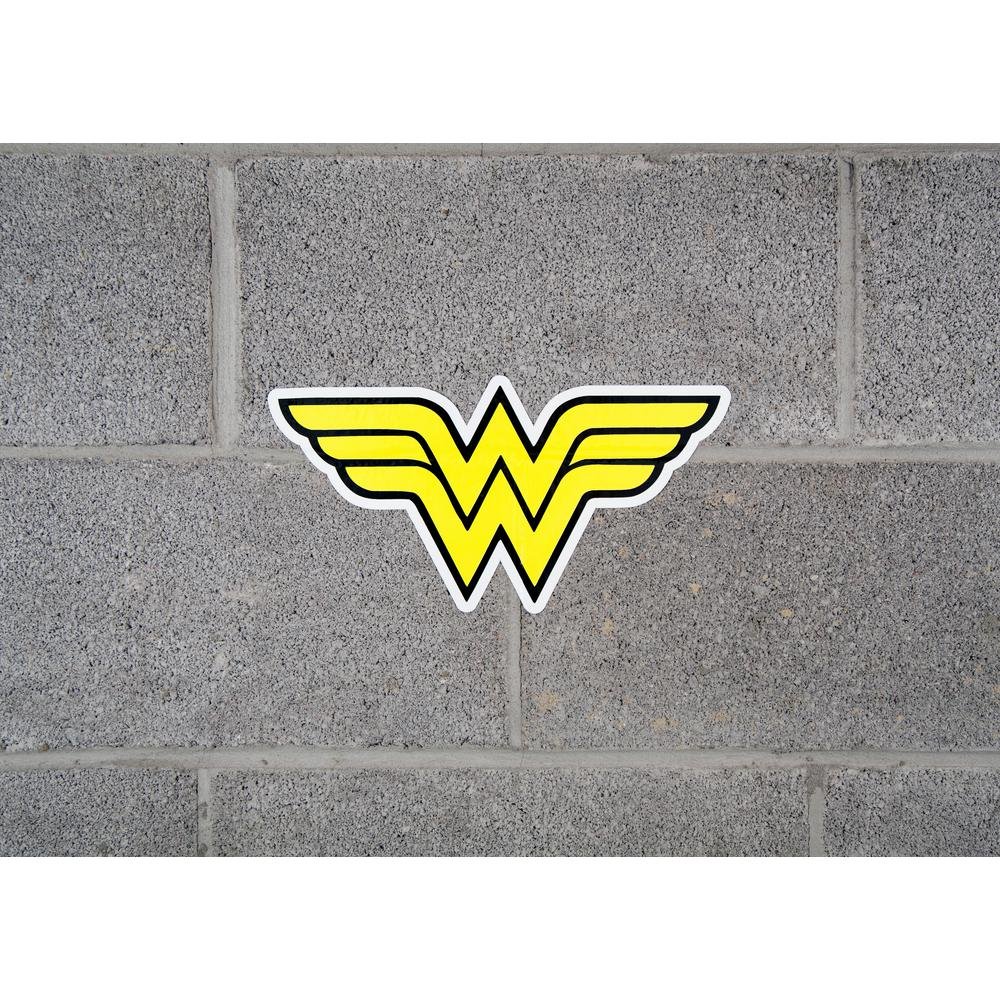 WonderWoman Outdoor Logo Graphic- Small