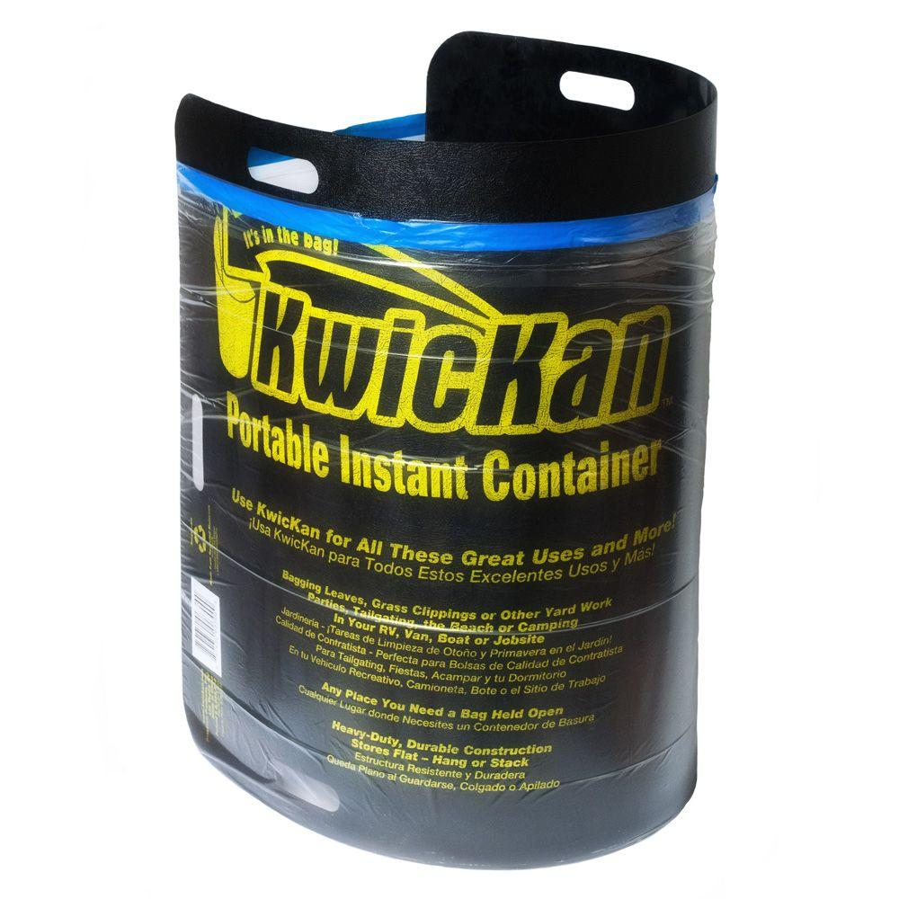 KwicKan 33 55 Gal. Portable Instant Container