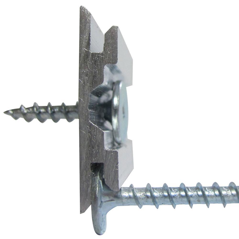 48 in. Smart Cleat Adjustable Panel Fastener