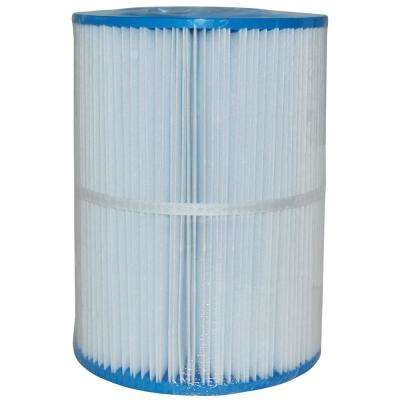 7000 Series 7 in. Dia x 9-13/16 in. 25 sq. ft. Replacement Filter Cartridge with 3 in. Opening