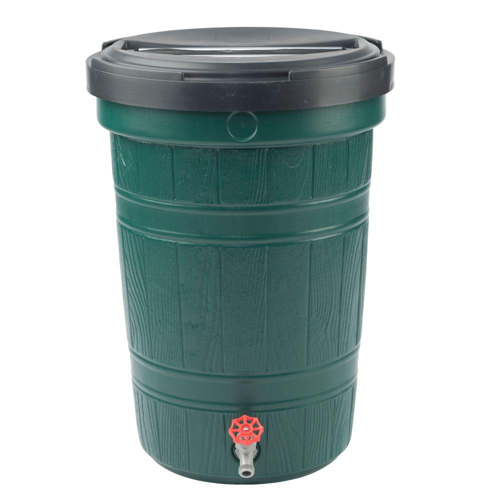25 Gal. Green Rain Collector