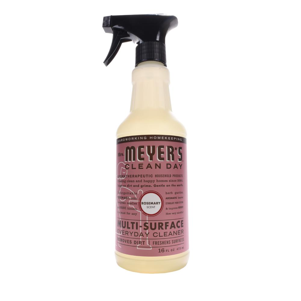 16 fl. oz. Rosemary Multi-Surface Everyday Cleaner