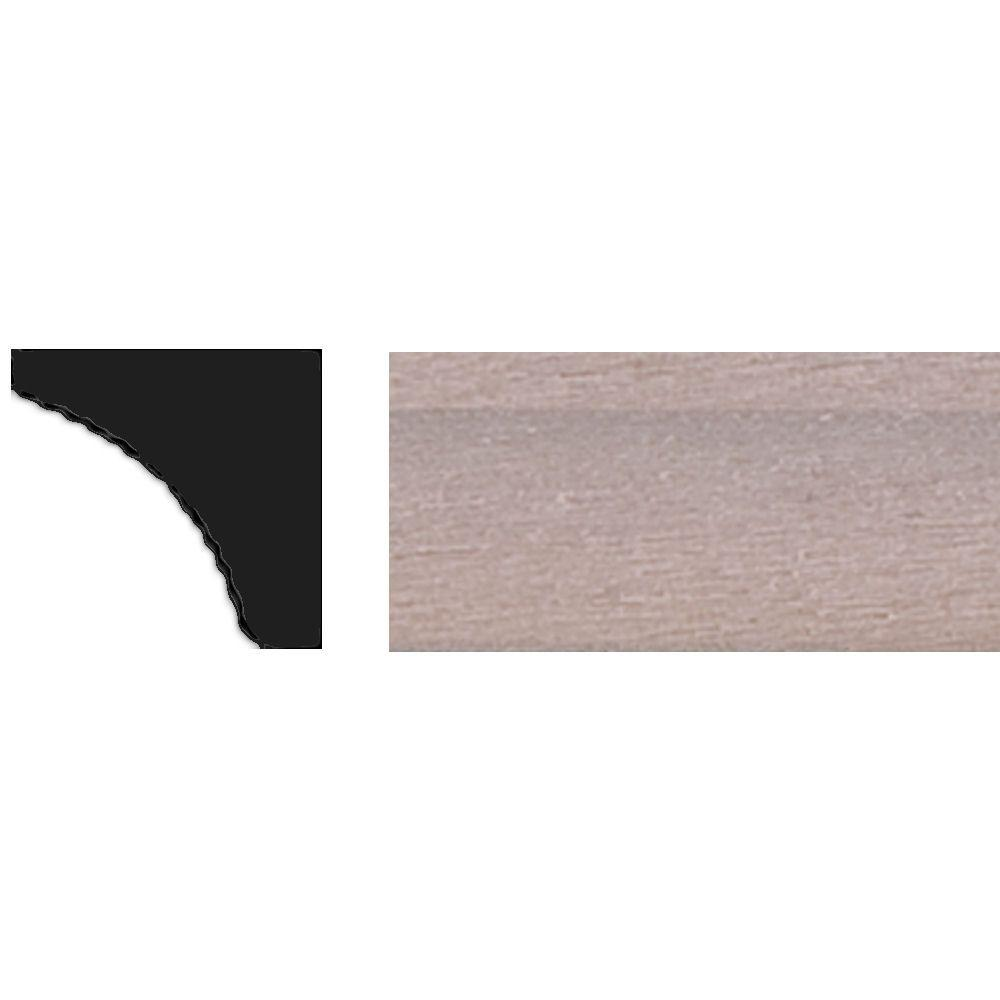 House Of Fara 3 8 In X 3 8 In X 48 In Tinytrim Basswood Cove Moulding Tt10 The Home Depot