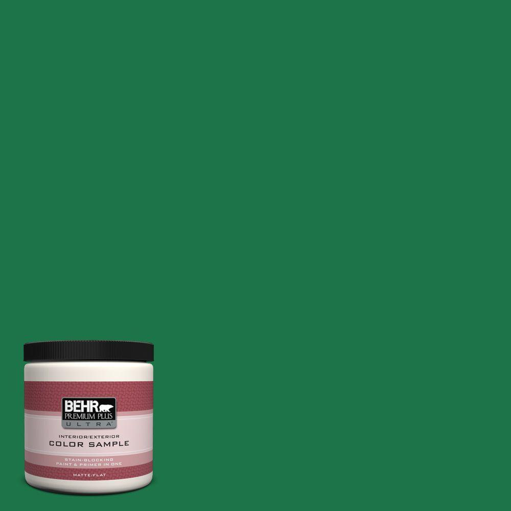Behr premium plus ultra 8 oz 460b 7 pine grove interior exterior paint sample 460b 7u the - Behr exterior paint ideas property ...