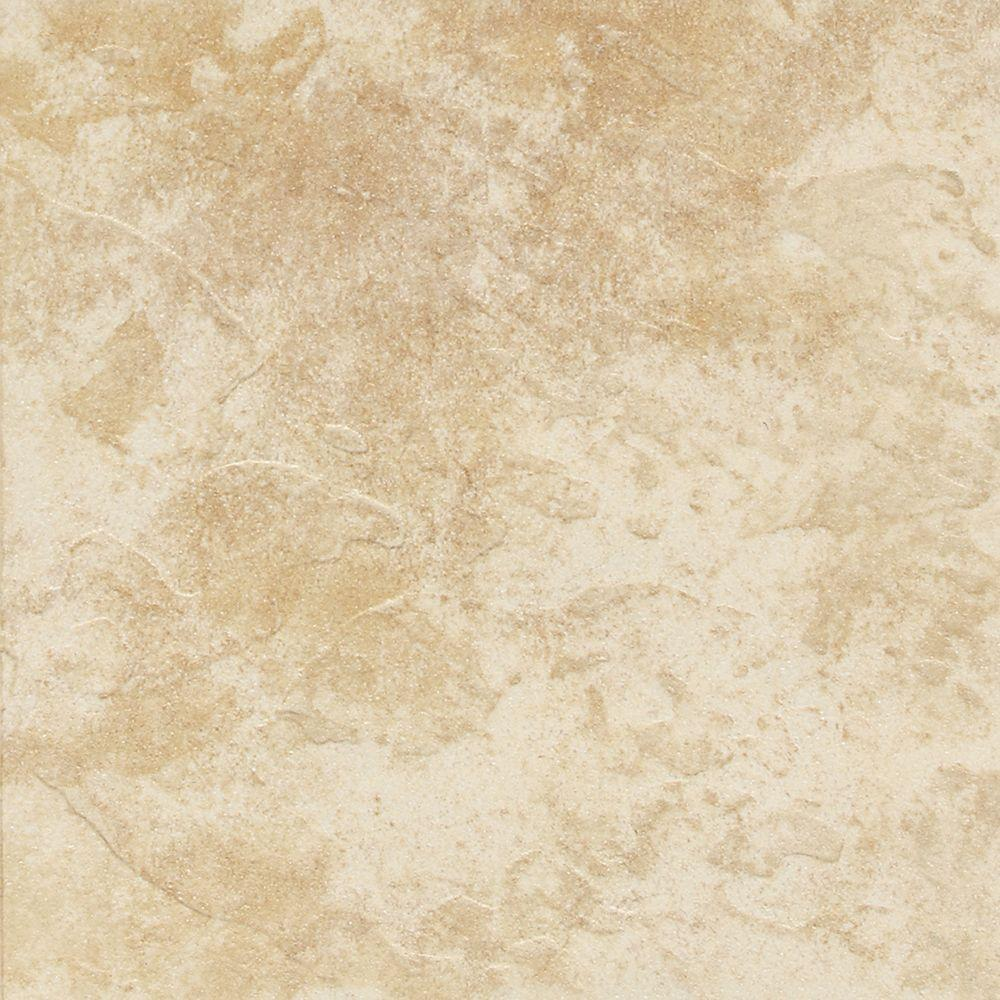 Continental Slate Persian Gold 6 in. x 6 in. Porcelain Floor