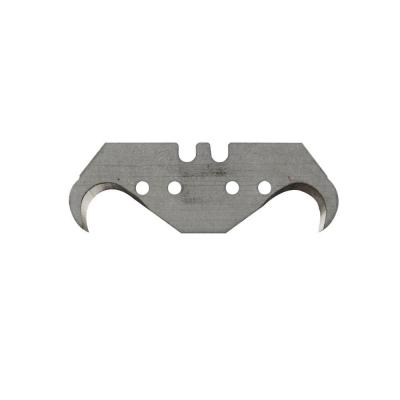 2.25 in. Heavy Duty Hook Blade for Carpet Knives, Trimmers and Cutters (10-Pack)