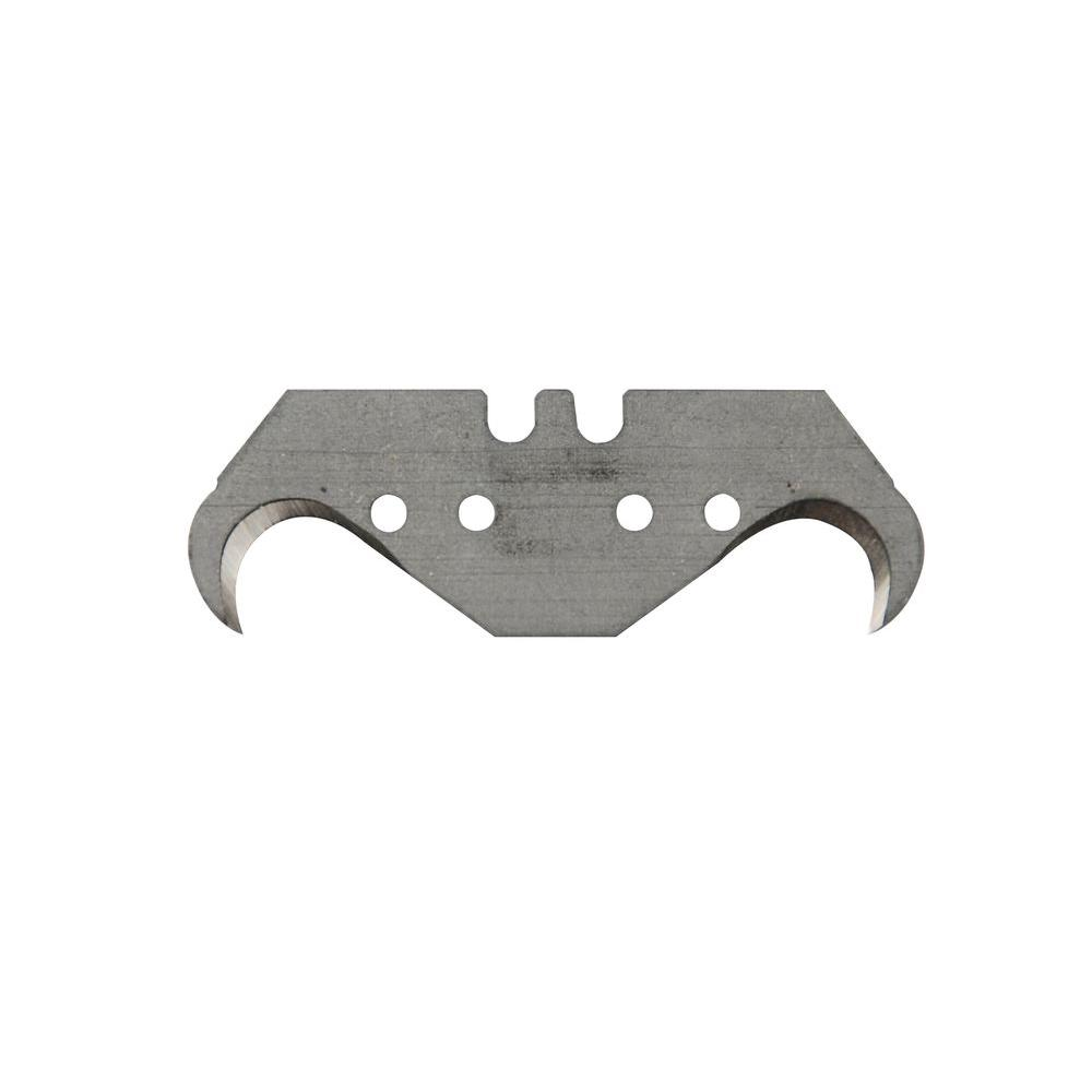 Heavy Duty Hook Blade For Carpet Knives Trimmers And Cutters