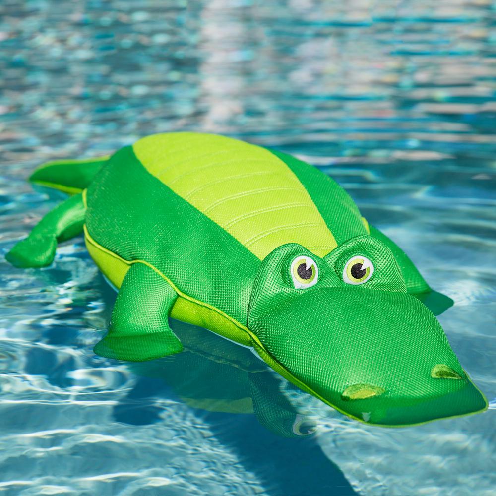 Big Joe Alligator Pool Petz Mesh 2020all The Home Depot