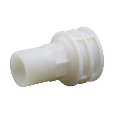 1-1/2 in. I.D. x 1-1/2 in. FIP Plastic Hose Barb Adapter