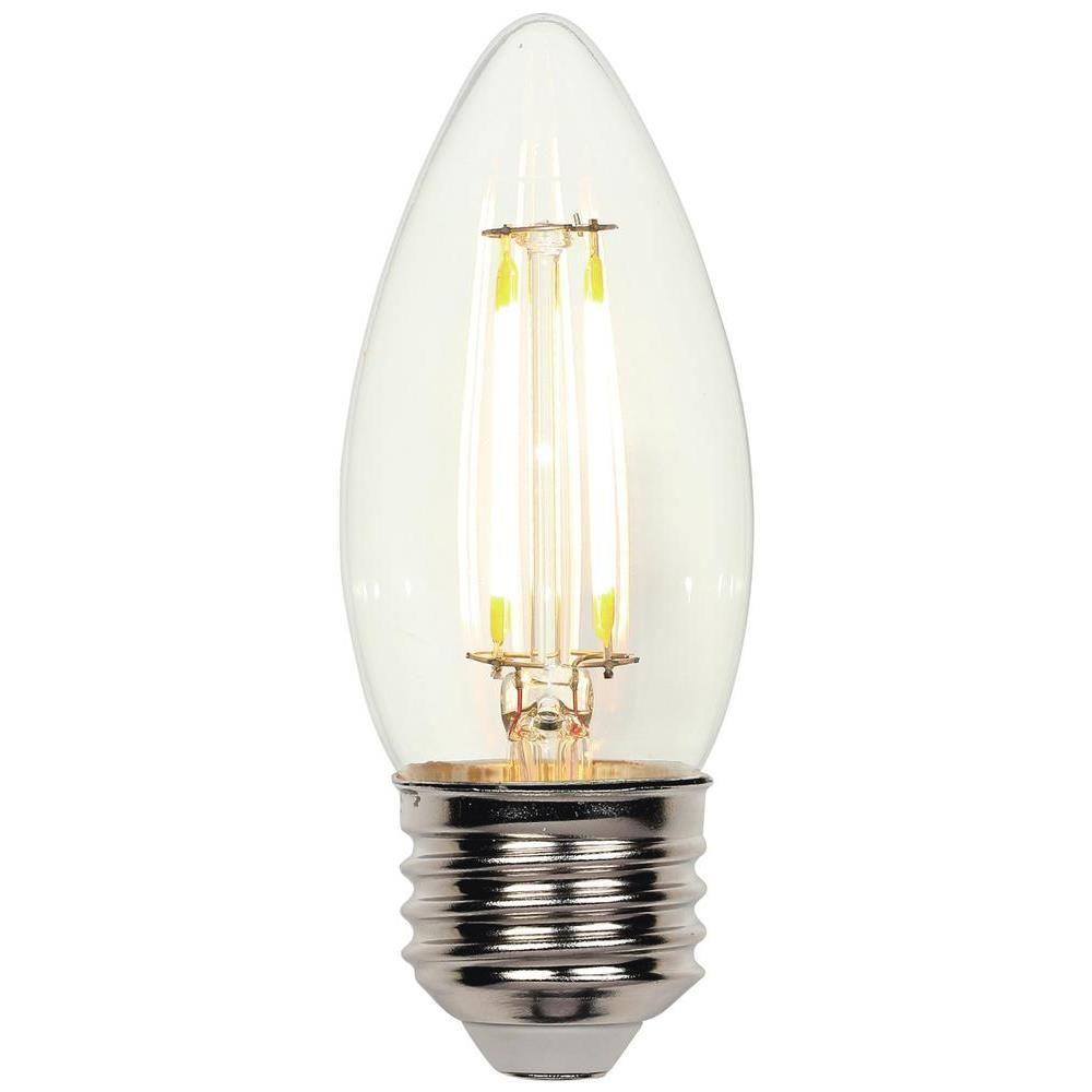 Elegant Lighting 40w Equivalent Soft White E26 Dimmable: Westinghouse 40W Equivalent Soft White (2,700K) Decorative