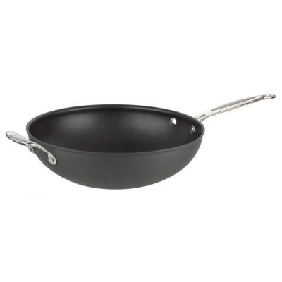 Chef's Classic 12.5 in. Anodized Stur Fry Pan