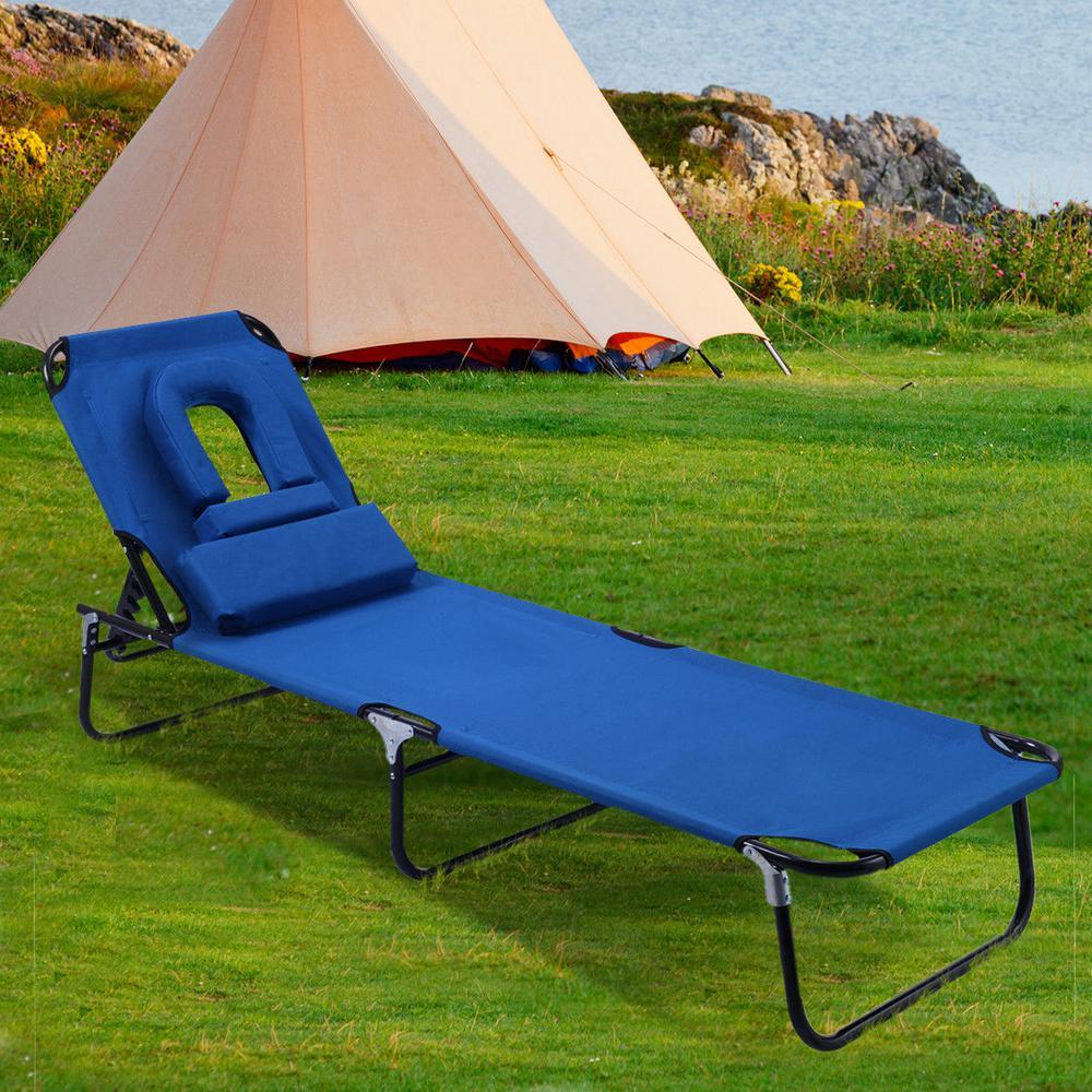 Patio Folding Beach Chair