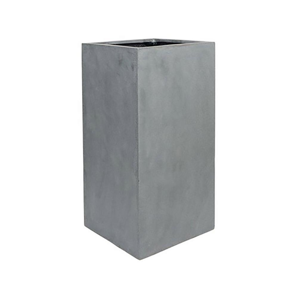 Bristol 31.5 in. x 16 in. x 16 in. Cement Fiberstone Planter