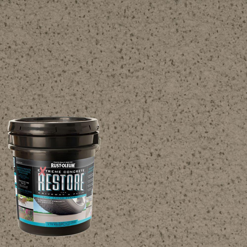 Rust-Oleum Restore 4 gal. Putty Liquid Armor Resurfacer
