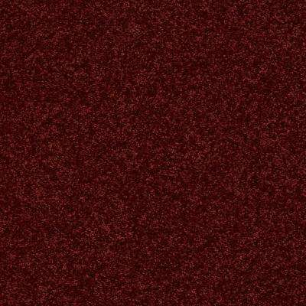 Slingshot III - Color Rich Burgundy Texture 12 ft. Carpet