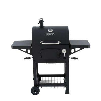 Heavy-Duty Charcoal Grill