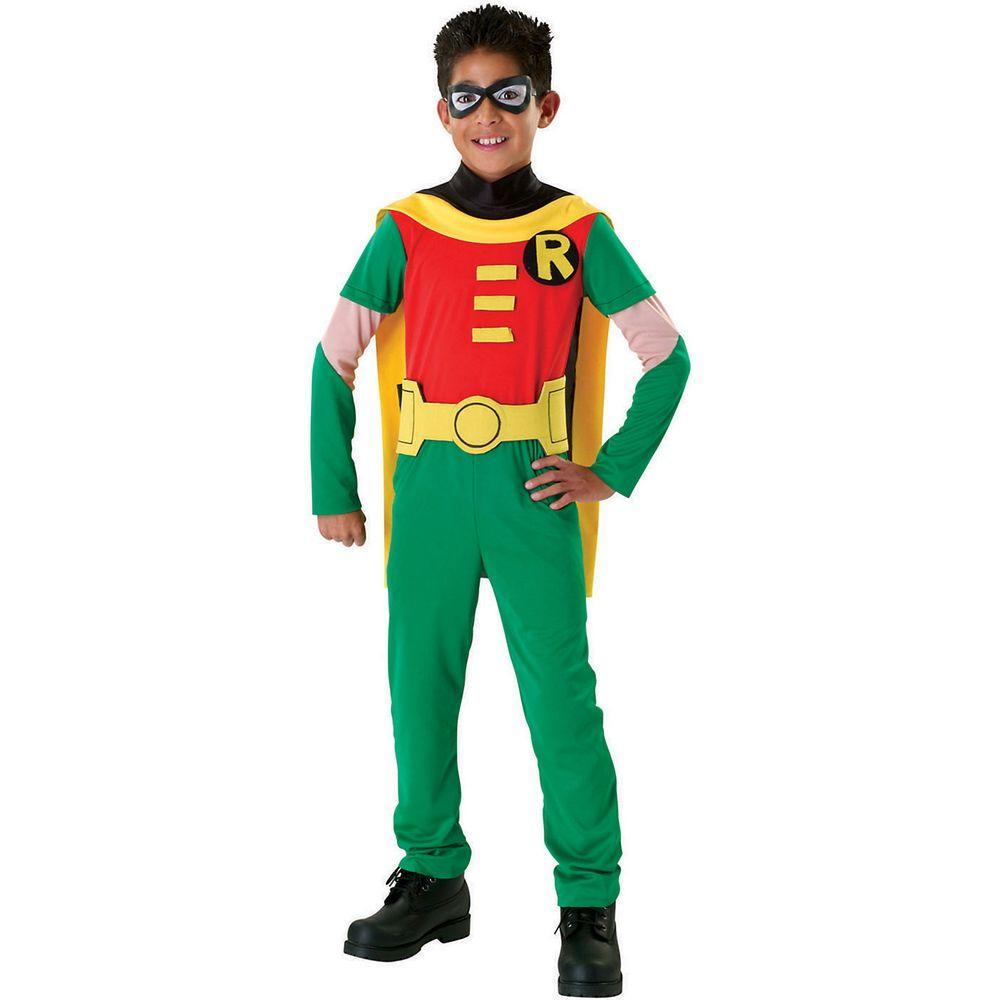 rubie's costumes teen titan robin child costume-r882126_s - the home