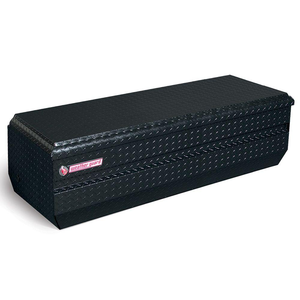 62 in. Steel All-Purpose Extra Wide Chest in Black