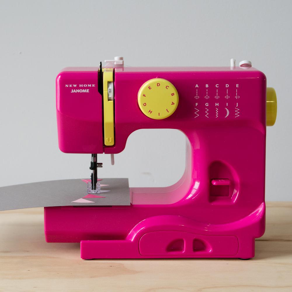 Fast Lane 10-Stitch Sewing Machine
