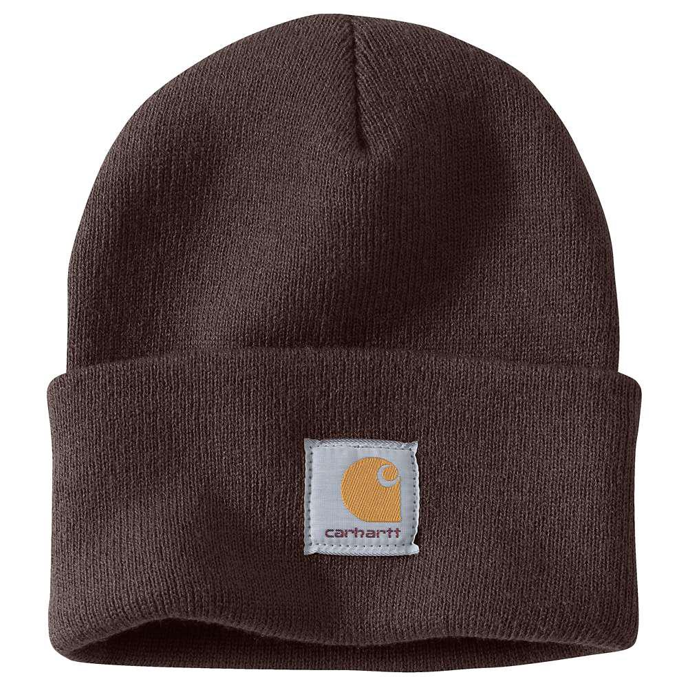 Carhartt Men s OFA Brite Orange Acrylic Hat Headwear-A18-BOG - The ... 108e79f2522