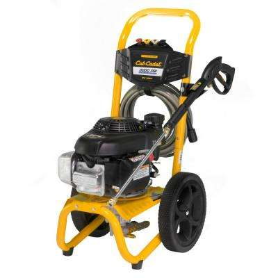 3000 PSI 2.4 GPM Gas Pressure Washer Powered by HONDA GCV160