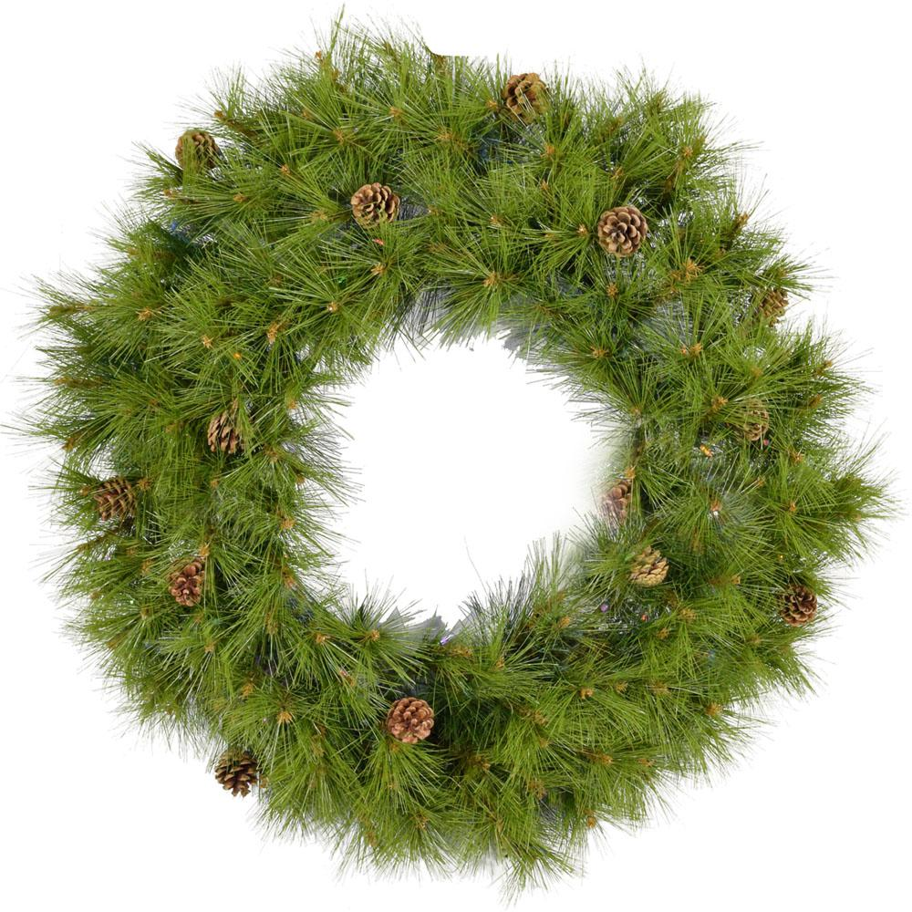 Eastern Pine Artificial Holiday Wreath