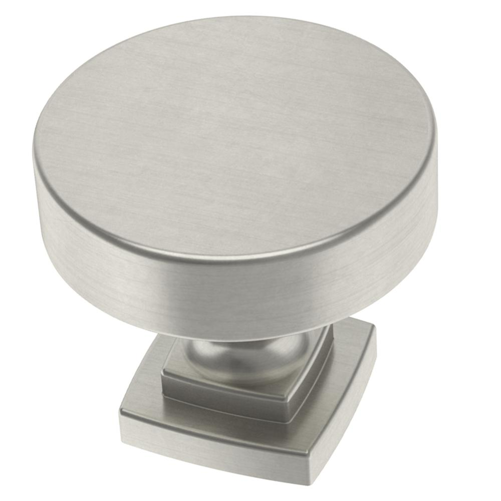 Liberty Classic Bell 1-1/4 in. (32 mm) Satin Nickel Cabinet Knob