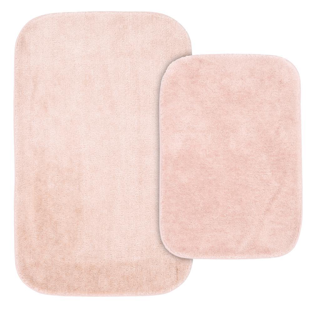 Pink Bath Mats Bedding The