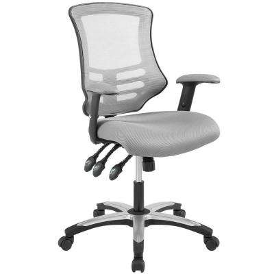 Calibrate Gray Mesh Office Chair