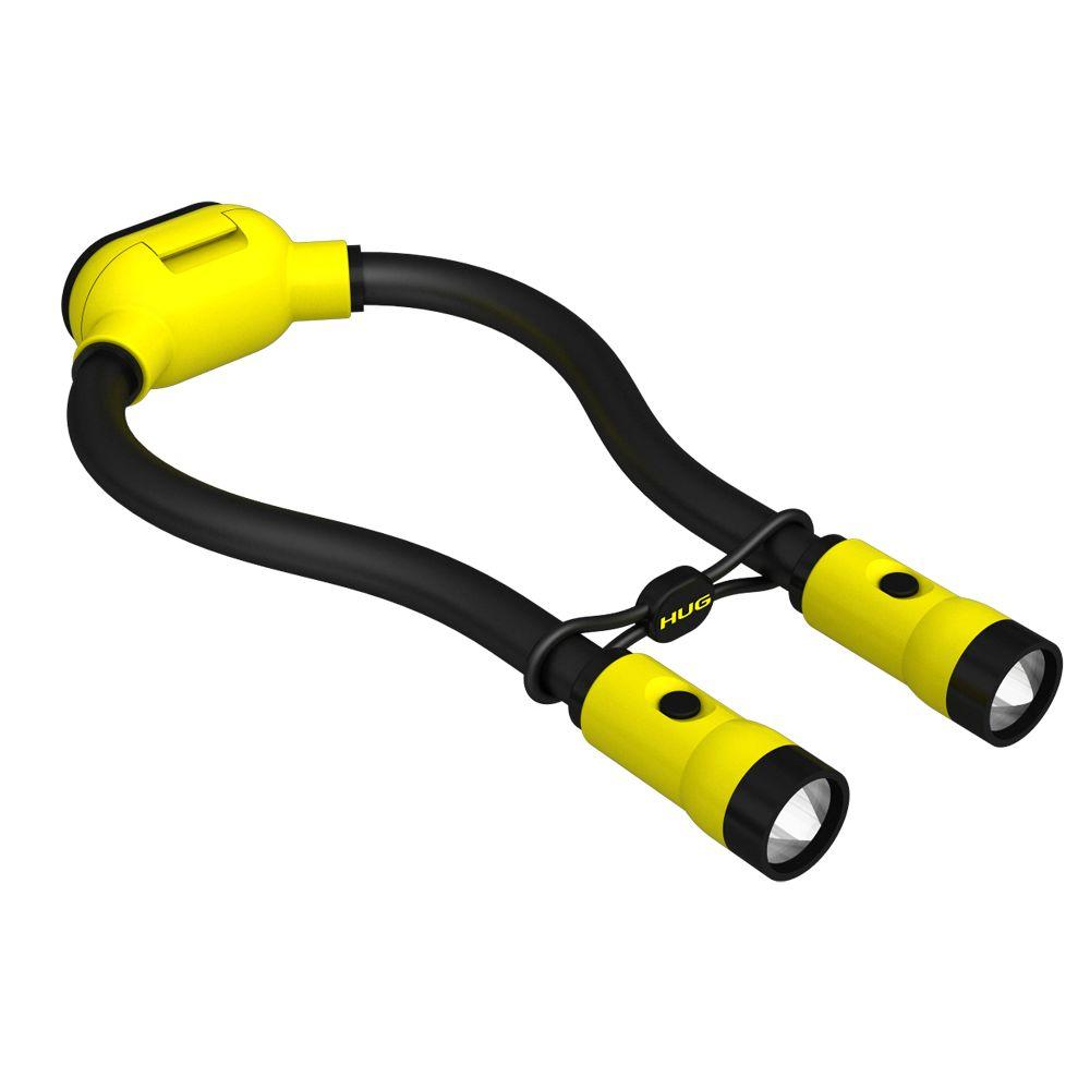 HUGlight PRO LED Flashlight