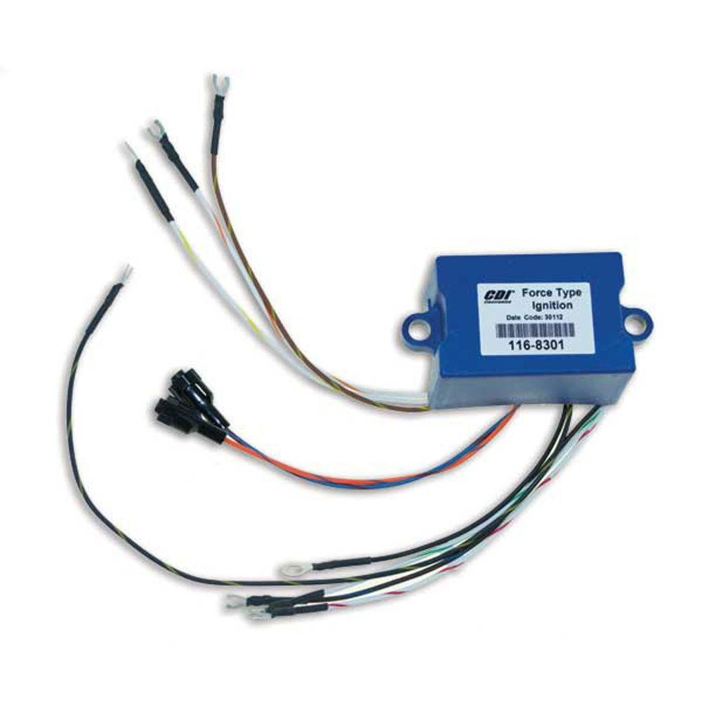 cdi electronics chrysler/force/sears/gamefinder ignition pack 2/3/4