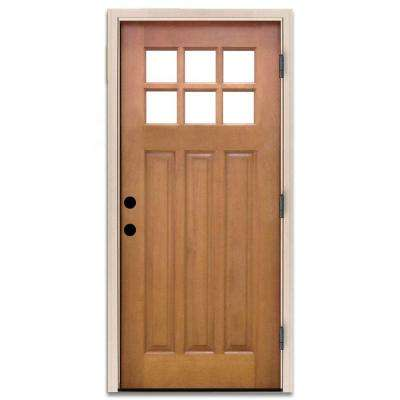 Left Hand/Outswing - Front Doors - Exterior Doors - The Home Depot