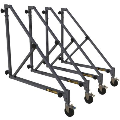 46 in. Foldable Lateral Outriggers (4-Pack)