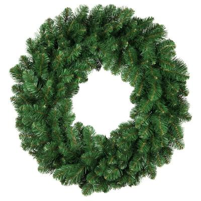 Oregon Fir 30 in. Unlit Artificial Commercial Christmas Wreath