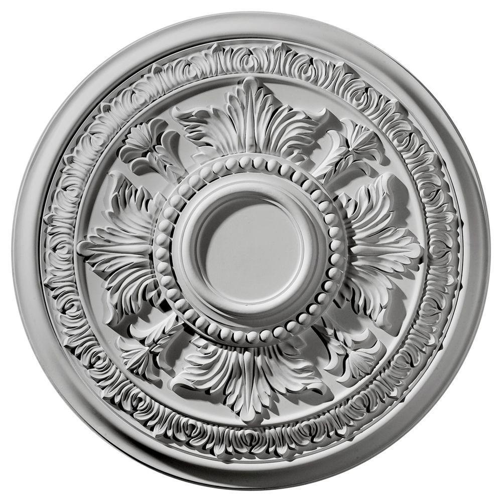 Ekena Millwork 30-5/8 in. O.D. Tellson Ceiling Medallion